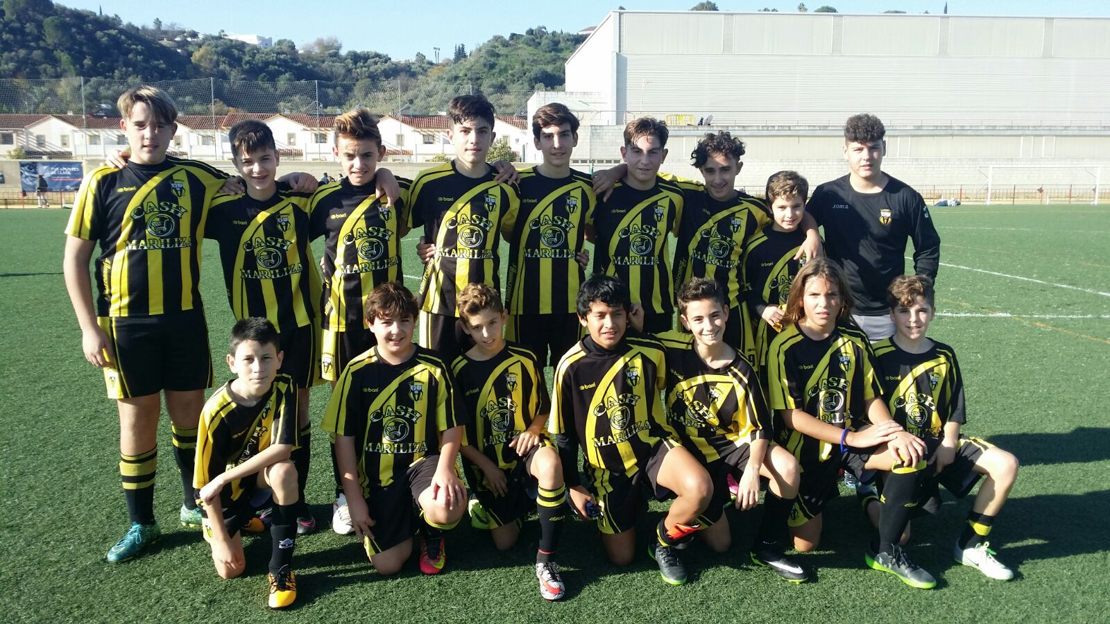 Nervión 1 - 2 Villafranco