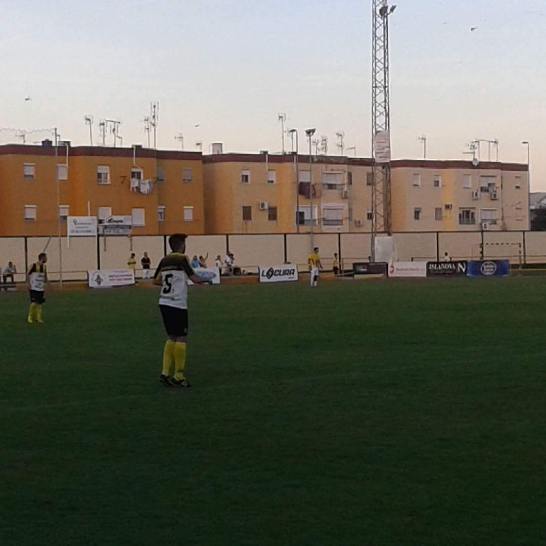 Pedrera 0 - 1 Villafranco