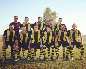 Villafranco 2 - 3 Morón